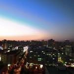 Sunset in Ilsan