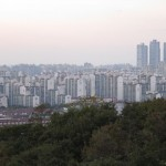 Ilsan from the hill