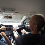 Driving to Jeita