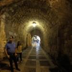 Byblos hallway