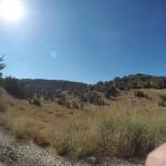 Mountain view to cedar national park