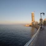 Boardwalk in Beirut