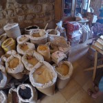Spice shop in Byblos