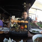 Fun presentation of food