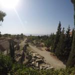 Various pathway around Byblos