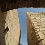 Highest tower walls in Byblos