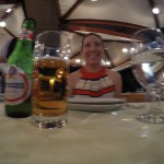 Nothing wrong with some Almaza