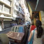 Walking in Bourj Hammound