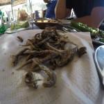 Little fried fish