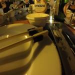 Lebanese cheat at chopsticks