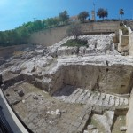 Roman baths and the Parliament