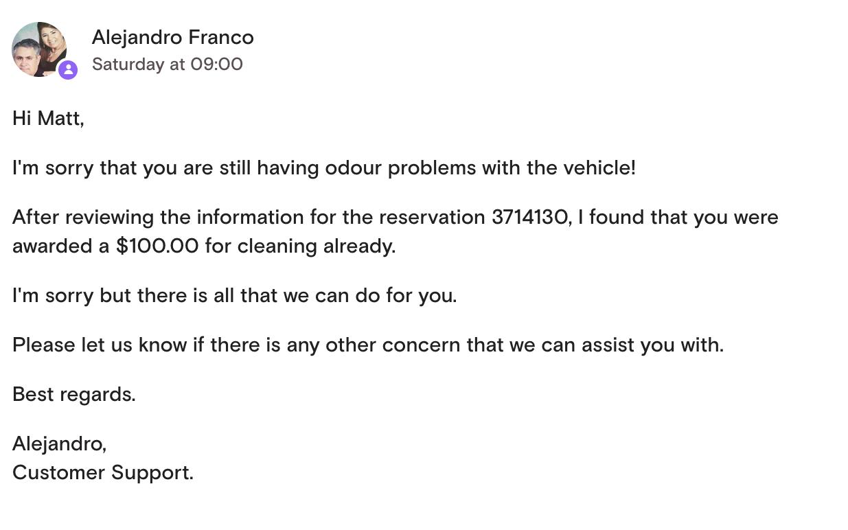 Turo Refuses Insurance