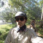 Trail Riding by Mopan River