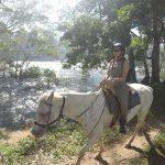 Trail by Mopan River