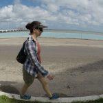 Walking around Belize